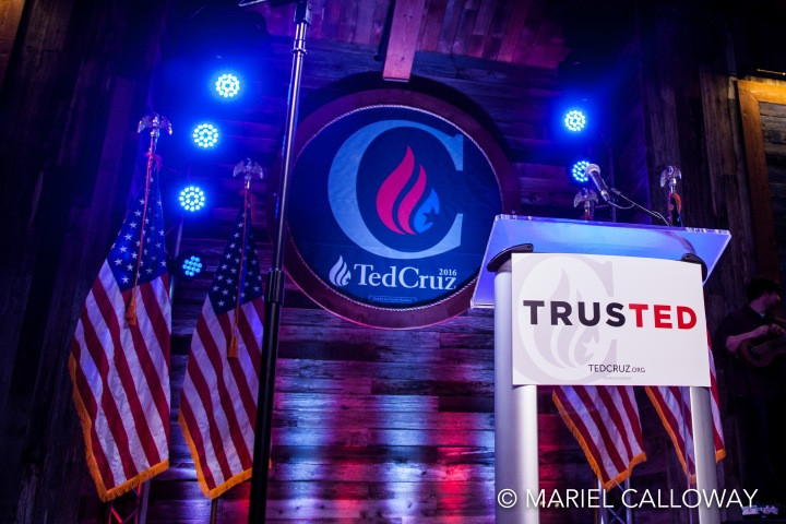 Ted Cruz March 1 Super Tuesday Watch Party