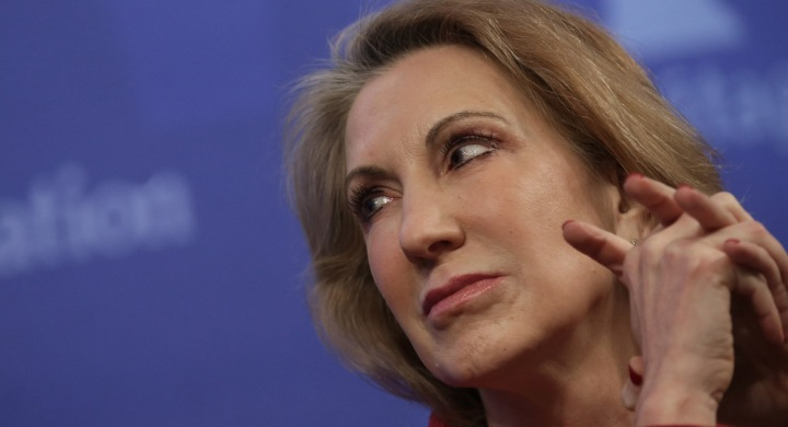 Carly Fiorina Leads Discussion On Congressional Growth Agenda